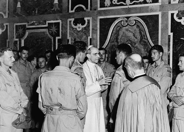 Pío XII y los Aliados